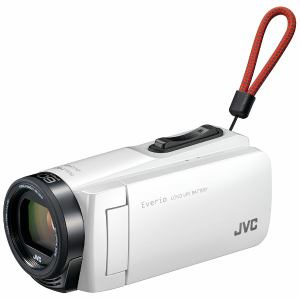 【納期約2週間】JVC GZ-F270-W Everio(エブリオ) 32GBメモリー内蔵ハイビジョンメモリービデオカメラ ホワイト GZF270W