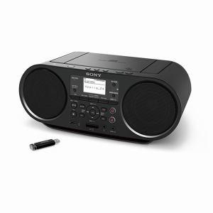 【納期約2週間】ZS-RS81BT【送料無料】[SONY ソニー] Bluetooth・ワイドFM対応 CDラジオ ZSRS81BT