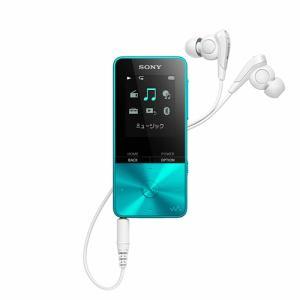 【納期約7~10日】NW-S315-L SONY ソニー ウォークマン Sシリーズ[メモリータイプ] 16GB ブルー NWS315L