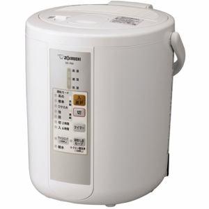 【納期約1~2週間】ZOJIRUSHI 象印 EE-RM35-WA スチーム式加湿器(木造6畳/プレハブ10畳まで) ホワイト EERM35