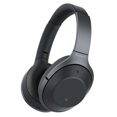 【納期約4週間】WH-1000XM2(B)ブラック SONY ソニー ワイヤレスノイズキャンセリングステレオヘッドセット WH1000XM2B