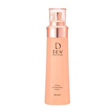 【納期約7~10日】カネボウ DEW デュウ スペリア ローションコンセントレート とてもしっとり 150ml 化粧水