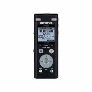 【納期約7~10日】olympus オリンパス DM-750-BLK 2マイクノイズキャンセル搭載ICレコーダー 「Voice‐Trek」 4GB ブラック DM750BLK