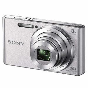 【納期約4週間】【お一人様1台限り】SONY ソニー コンパクトデジタルカメラ 「Cyber-shot」 シルバー DSC-W830 DSCW830