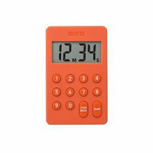 【納期約1~2週間】TANITA タニタ TD-415-OR デジタルタイマー TD415OR