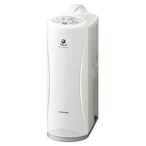 【納期約7~10日】CORONA コロナ CD-S6319(W) 衣類乾燥除湿機 ホワイト CDS6319W