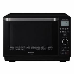 【納期約2週間】 Panasonic パナソニック NE-MS266-K オーブンレンジ エレック 1段調理タイプ 26L ブラック NEMS266K