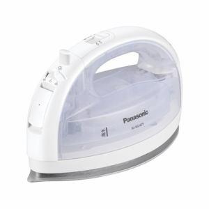 【納期約4週間】NI-WL405-W [Panasonic パナソニック] コードレススチームアイロン ホワイト NIWL405W