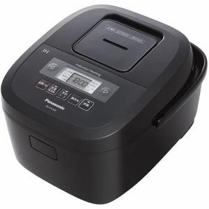 【納期約7~10日】Panasonic パナソニック SR-CFE109-K IH炊飯器 5.5合炊き ブラック SRCFE109 K