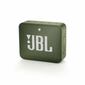 【納期約7~10日】JBLGO2GRN JBL 防水対応ポータブルBluetoothスピーカー 「JBL GO 2(ゴー2)」 グリーン