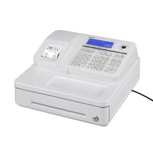 【納期約7~10日】CASIO カシオ計算機 SR-S200-WE レジスター SRS200WE ホワイト