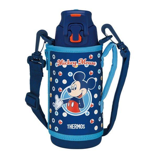 【納期約1~2週間】THERMOS サーモス FFZ-503FDS NVD 真空断熱スポーツボトル 500ml ネイビードット FFZ503FDSNVD 水筒