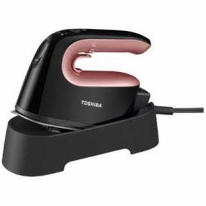 【納期約2週間】TOSHIBA 東芝 TAS-X5-R 衣類スチーマー ローズレッド ハンガーショット機能付き TASX5
