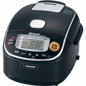 【納期約1~2週間】ZOJIRUSHI 象印 NP-RZ05-BA 圧力IH炊飯器 極め炊き 3合炊き ブラック NPRZ05
