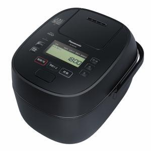 【納期未定入荷次第発送】Panasonic パナソニック SR-MPA100 IHジャー炊飯器 5.5合 ブラック SRMPA100 K