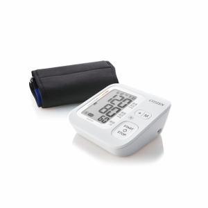 【納期約2週間】シチズン CHUG370 上腕式血圧計 ホワイト CHUG370