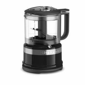 【納期約4週間】KitchenAid(キッチンエイド) 9KFC3516-OB ミニフードプロセッサー 3.5カップ オニキスブラック