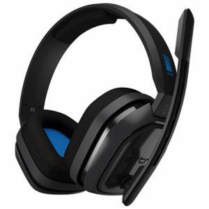 【納期約2週間】ロジクール A10-PSGB Logicool G Astro A10 GAMING HEADSET グレー/ブルー A10PSGB