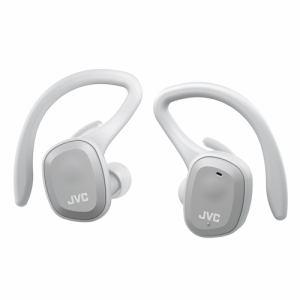 【納期約2週間】JVC HA-ET45T-H Bluetoothヘッドホン グレー HAET45TH H