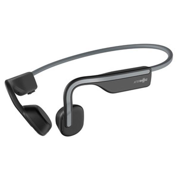 【納期約7~10日】 AFT-EP-000022 AfterShokz ブルートゥースイヤホン 耳かけ型 OpenMove Slate Grey AFTEP000022
