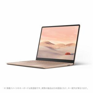 【納期約2週間】Microsoft THJ-00045 Surface Laptop Go i5/8/256 サンドストーン THJ00045