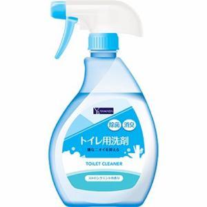 【納期約2週間】YAMADASELECT(ヤマダセレクト) トイレの洗剤 除菌消臭 本体 380ml YSトイレノセンザイホンタイ