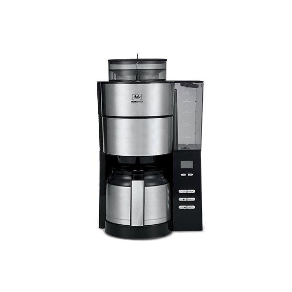 【納期約2週間】AFT1021-1B メリタ コーヒーメーカー ブラック Melitta アロマフレッシュサーモ AFT10211B