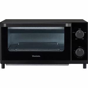 【納期約7~10日】ビタントニオ VOT-30 オーブントースター ブラック VOT30
