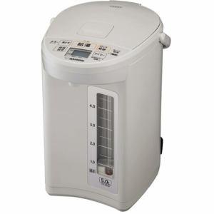 【納期約7~10日】ZOJIRUSHI 象印 CD-SE50-WG 電動ポット 大容量5.0L CDSE50