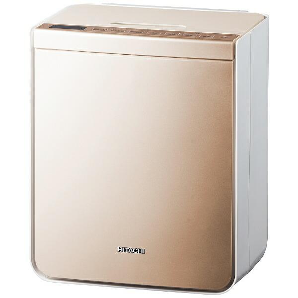 【納期約7~10日】HFK-VS2500-N HITACHI 日立 ふとん乾燥機 アッとドライ ゴールド HFKVS2500N