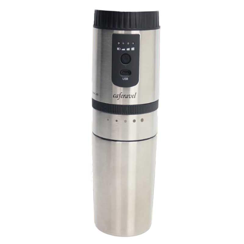 【納期約2週間】オールインワンコーヒーメーカー カフェラベル MEK-84 シルバー