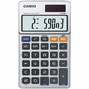 【納期約7~10日】CASIO カシオ SL-880-N ゲーム電卓 SL880N