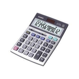 【納期約7~10日】CASIO カシオ 電卓 時間計算機能/12桁 DS12WTN