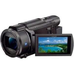 【納期約4週間】SONY ソニー FDR-AX60-B Handycam ハンディカム デジタル4Kビデオカメラレコーダー ブラック FDRAX60B 1