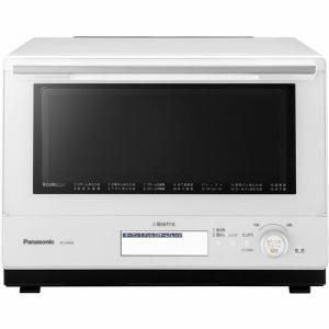 【納期約7~10日】Panasonic パナソニック NE-BS808-W スチームオーブンレンジ ホワイトNEBS808 W
