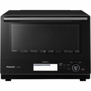 【納期約7~10日】Panasonic パナソニック NE-BS808-K スチームオーブンレンジ ブラックNEBS808 K