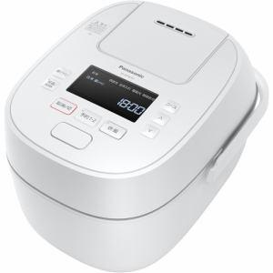 【2021年7月1日発売予定】Panasonic パナソニック SR-MPW101-W 可変圧力IHジャー炊飯器 ホワイト SRMPW101 W