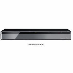 【納期約7~10日】【2021年3月5日発売予定】【代引き不可】東芝映像ソリューション DBR-M4010 BDレコーダー レグザ 4TB DBRM4010 M40