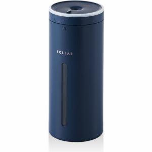 【納期約2週間】ELECOM エレコム HCE-HU2104UNV 加湿器 アロマディフューザー エクリアミスト USB給電 抗菌 車載対応可 間欠噴霧モード搭載 ネイビー HCEHU2104UNV NV
