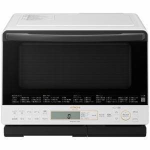 【納期約7~10日】HITACHI 日立 MRO-S8Z W オーブン電子レンジ ホワイト MROS8Z W