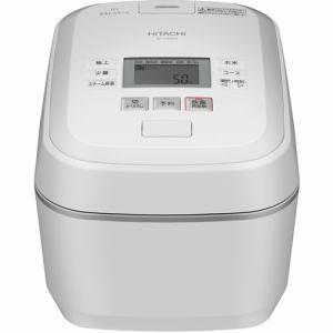 【納期約7~10日】HITACHI 日立 RZ-V100EM W 圧力IHジャー炊飯器 フロストホワイト RZV100EM