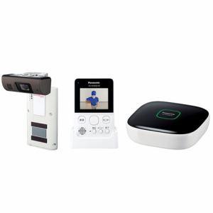 【納期約2週間】Panasonic パナソニック VS-HC400K-W ホームネットワークシステム(モニター付きドアカメラ) ホワイト VSHC400K VSHC400K