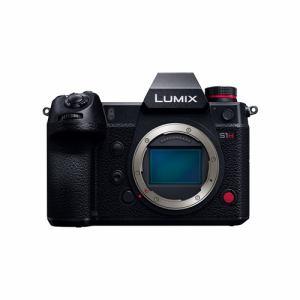 ◎【納期約2週間】Panasonic パナソニック DC-S1H-K デジタルカメラ LUMIX ブラック DCS1HK