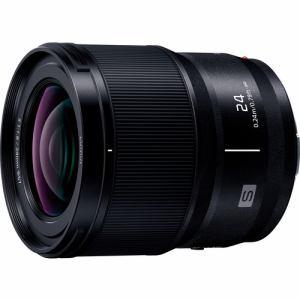 【2021年9月22日発売予定】◎Panasonic パナソニック S-S24 デジタル一眼カメラ用交換レンズ SS24 F1.8