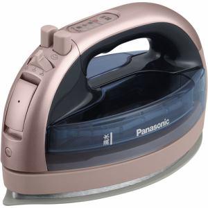 【納期約3週間】Panasonic パナソニック NI-WL606-PN コードレススチームアイロン ピンクゴールド NIWL606