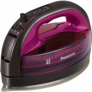 【納期約3週間】Panasonic パナソニック NI-WL506-P コードレススチームアイロン ブラウンピンク NIWL506