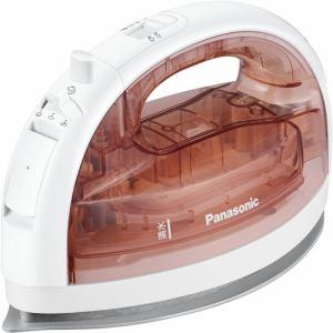 【納期約3週間】Panasonic パナソニック NI-WL406-P コードレススチームアイロン ピンクベージュ NIWL406