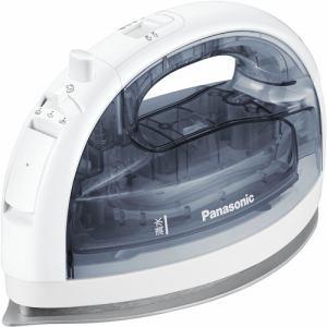 【納期約3週間】Panasonic パナソニック NI-WL406-H コードレススチームアイロン クリアグレー NIWL406