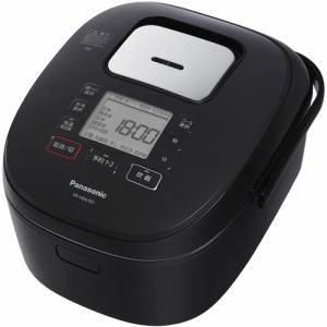 【納期約7~10日】Panasonic パナソニック SR-HBA101-K IHジャー炊飯器 ブラック SRHBA101