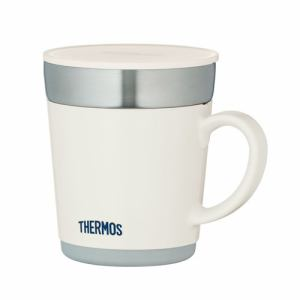 【納期約7~10日】THERMOS サーモス JDC-351 WH 保温マグカップ ホワイト